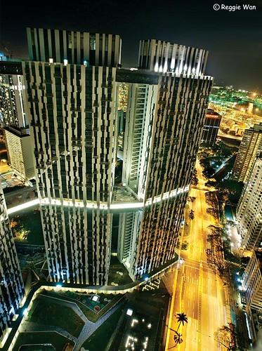 Tallest HDB flat in Singapore #1.