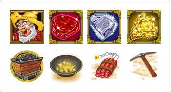 free Fortune Finder slot game symbols