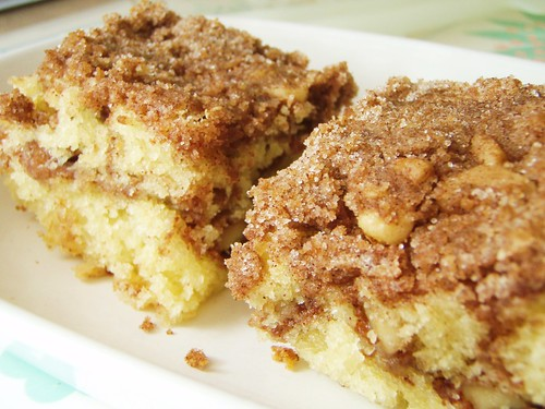 sour cream cinnamon coffee cake (cook's illustrated) - 18