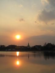 Udon Thani Sunset - Thailand