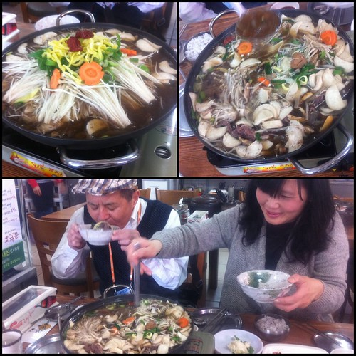 Korean sukiyaki