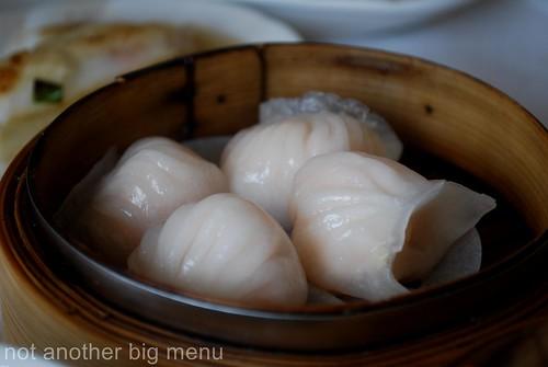 Yi Ban, Royal Docks - Har gau