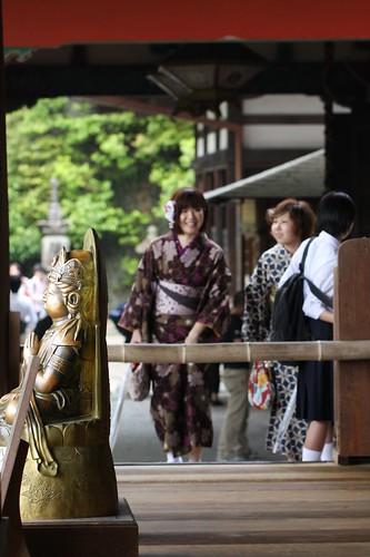 古寺を訪ねて・・・ / Refreshing feeling・・・