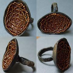 RAW52 21/52 (Mel's Art Buffet) Tags: beads raw polymerclay raw52 ringaweek