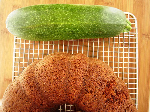 Zucchini and Chocolate Cake
