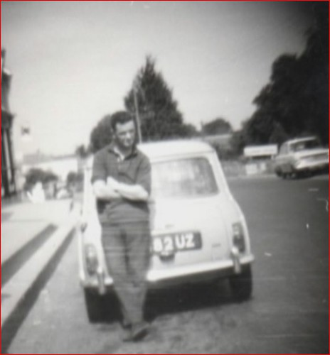 Colin Reynolds 1966 Holiday in Ireland