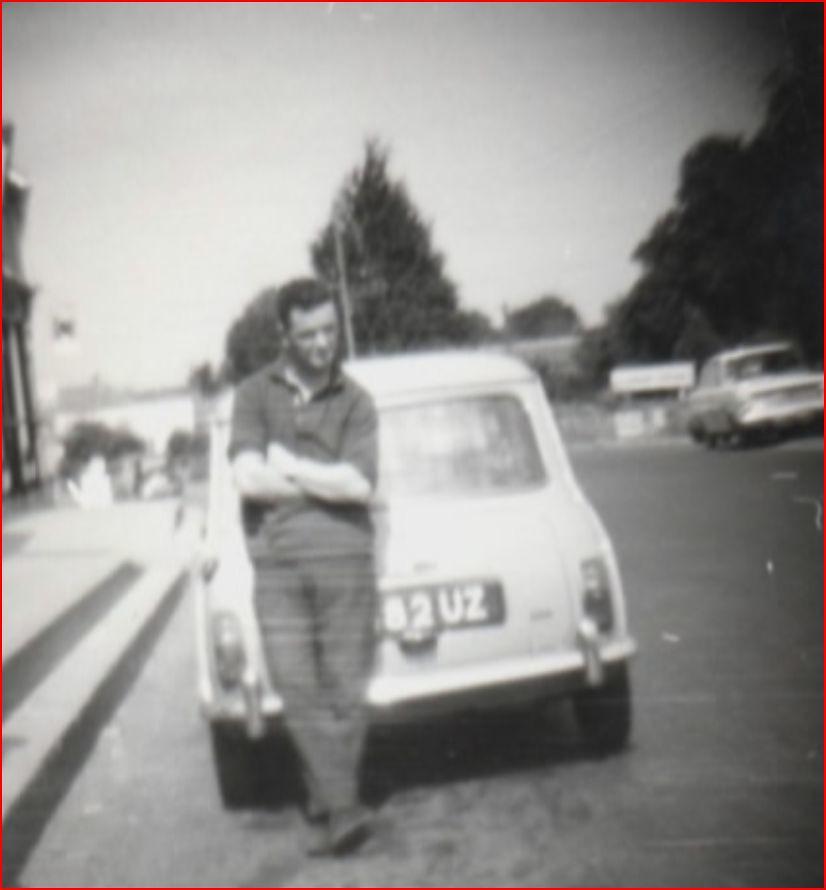 Colin Reynolds 1966 Holiday in Ireland