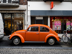 VW 1300 (gunnar_fuchs) Tags: auto beatle käfer maastrich niederlande oldtimer vw vw1300 volkswagen car