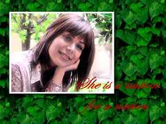 A nation (Hamid M.) Tags: green freedom iran nation martyr tehran neda