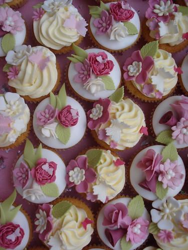 wedding bliss cupcakes