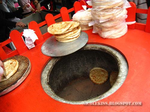 chapati chinese style