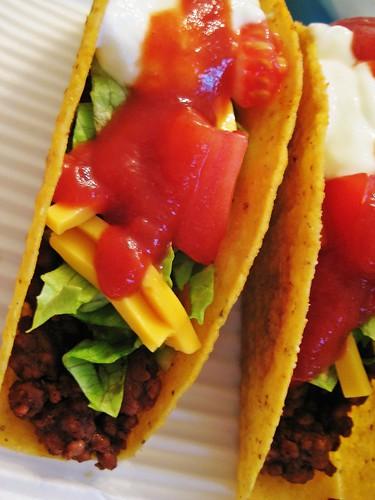Hard Taco Supreme