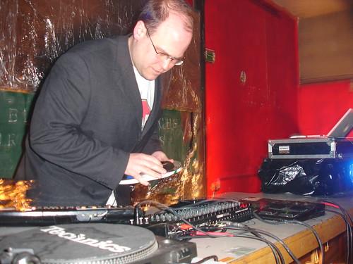 Buckettovsissors beim Geräuschseminar im IVI. März 2006