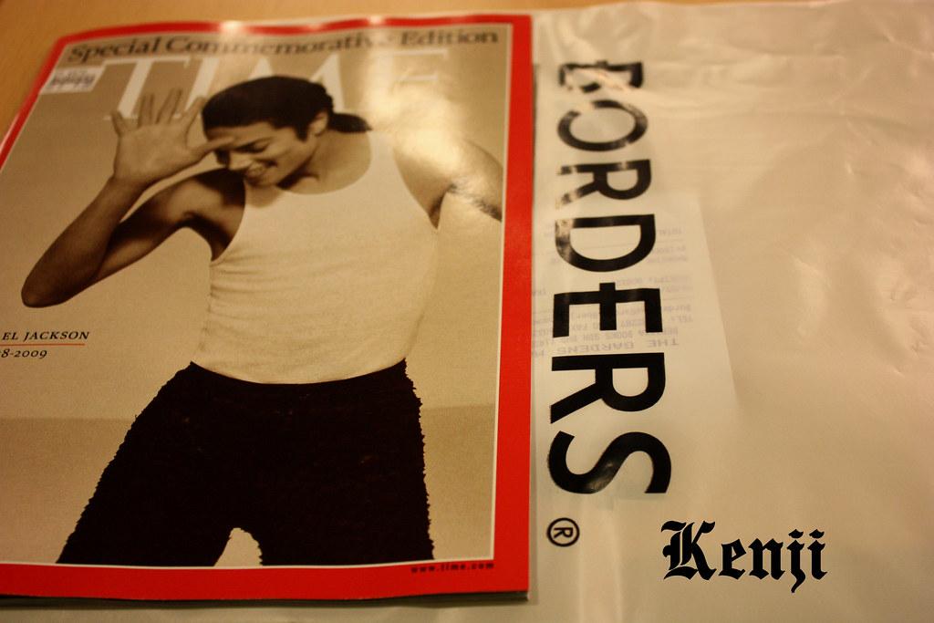 時代雜誌-MJ