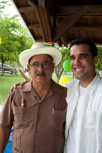 Dan and Abuelo