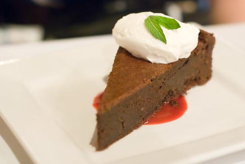 Vairhana Dark Chocolate Gateaux