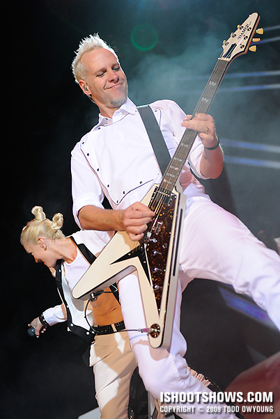 Concert Photos: No Doubt 2009
