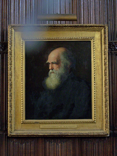 Darwin portrait by Walter William Ouless