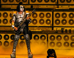 KISS Concert - Gene Simmons, The Devil (Anirudh Koul) Tags: rock concert kiss montreal gene simmons genesimmons centrebell bellcenter kissalive35 lastfm:event=932521 upcoming:event=2888213