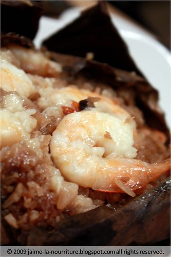 Tang Dian Wang - Garlic Prawn Lotus Rice