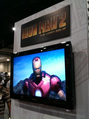 juego de Iron Man 2