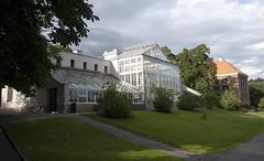 Veksthuset (frankps) Tags: oslo clouds botanicgarden uio tyenhagen oslobotanicalgarden tyenbotaniskehage