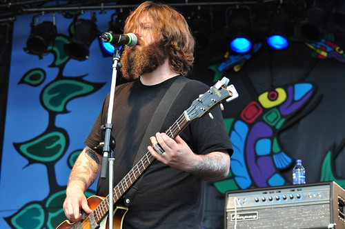 Flash Lightnin at Ottawa Bluesfest 2009