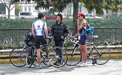 Sport in my neighborhood ( Duatlon ) - by alobos flickr