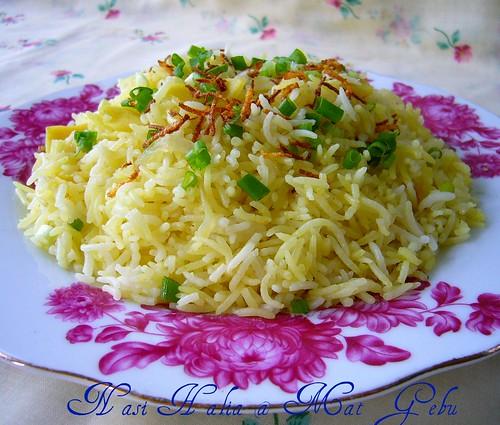 Nasi Halia