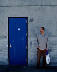 Tiny Doorway? (David Gallagher) Tags: fishermanswharf foundinsf sanfrancico portofsanfrancisco birdpoop pier45