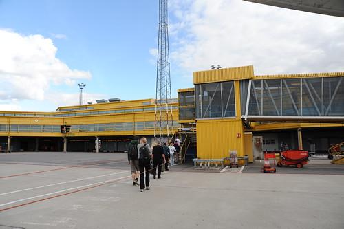 Malmö空港