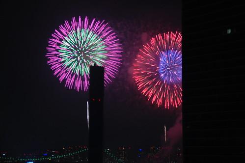 Tokyo Bay Fireworks 2009 #7