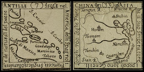 Don Casimir Freschot map miniatures