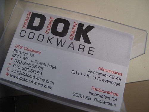 Address for DOK