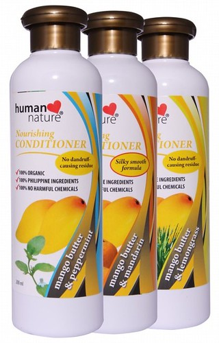 Mango Butter Nourishing Conditioner, Php 89.75/200 ml