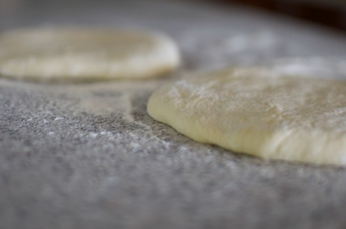 Pizza dough proofing