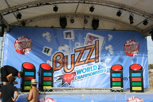 Buzz! World Champs - stage