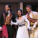 Figaro, Rosina, and Almaviva