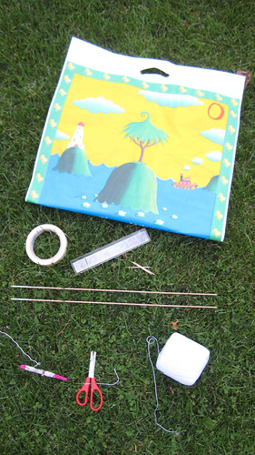 1 - Kite Making Materials