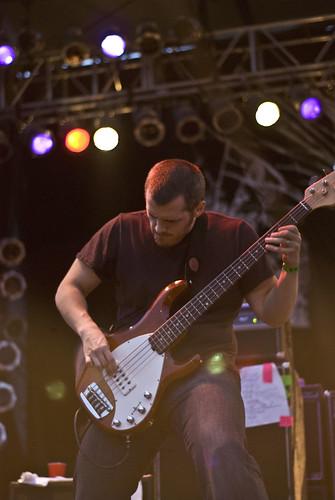 Mike Fleischmann -V.O.D. at Jones Beach 8-29-09