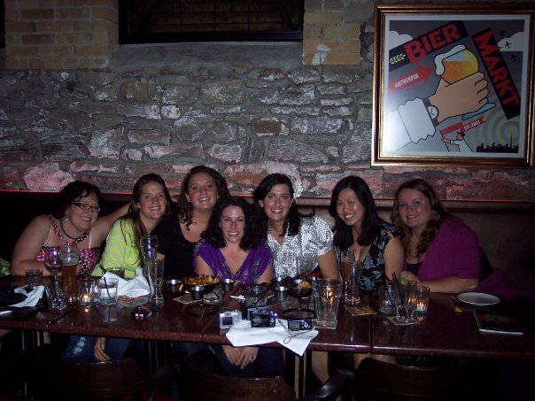 Jess's Bachelorette Party