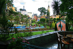 Portmeirion Garden (PaulSparks2009) Tags: flowers trees tower pool wales japanese secret coastal shrubs greatcolours gorgeousgarden