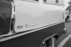 Chevy Bel Air (jameswilsonphoto) Tags: classic chevrolet belair film car canon ma massachusetts air 1954 delta chevy pro 100 mass illford bel rockport bostonist 7n dp100 bm082309