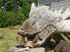 Sams (Benny Hnersen) Tags: denmark dragon ben bone dnemark danmark drachen drage knochen sams