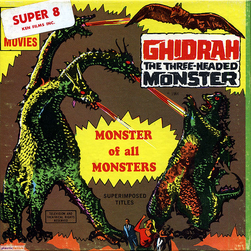 what is super 8 monster. Super 8 the Celluloid Monster
