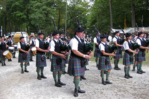 2009 ligonier highland games