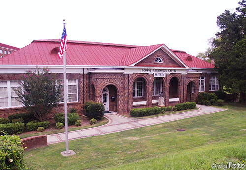 Tuskegee University George Washington Carver Museum