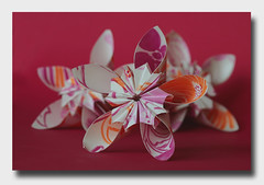 paper flower decoration (steffi's) Tags: flower paper origami decoration craft modular diagram papel blume handicrafts papier carta tutorial papercraft anleitung modules modularorigami   kusudama  flowerball origamiflower   flowerkusudama kusudamaflowers summerflowerkusudama