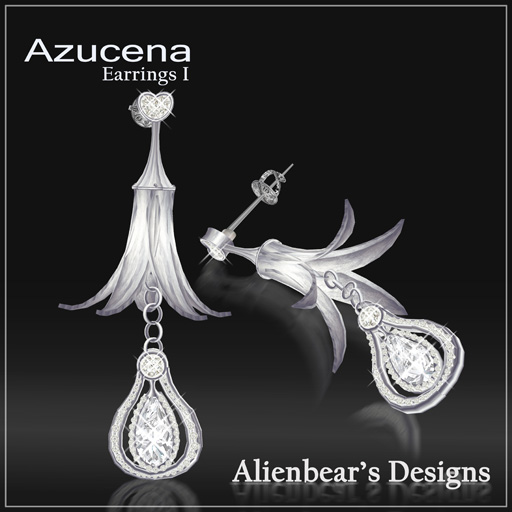 Azucena earrings S1
