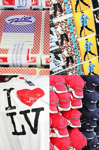 Las Vegas Souvenir T-Shirts